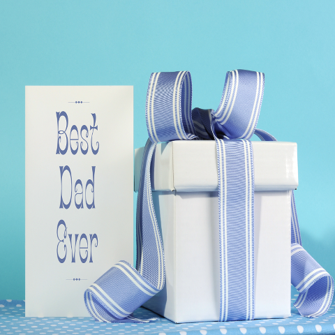 Services Gift Cards - Happy Father's Day