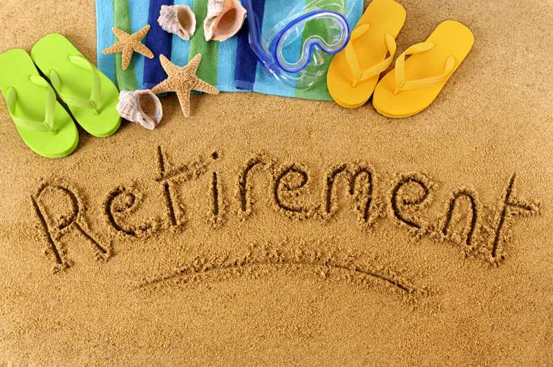 Services Gift Cards - Happy Retirement