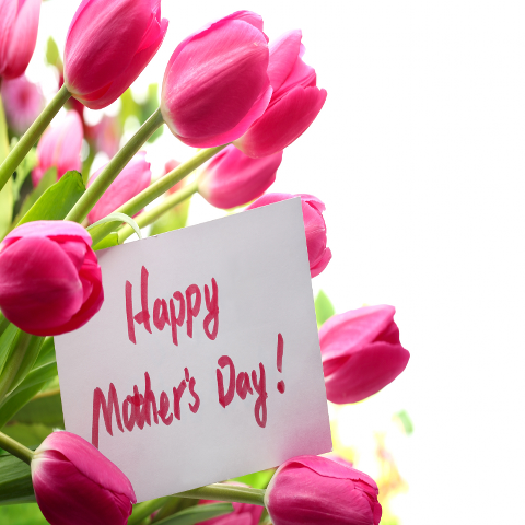 Services Gift Cards - Happy Mother's Day